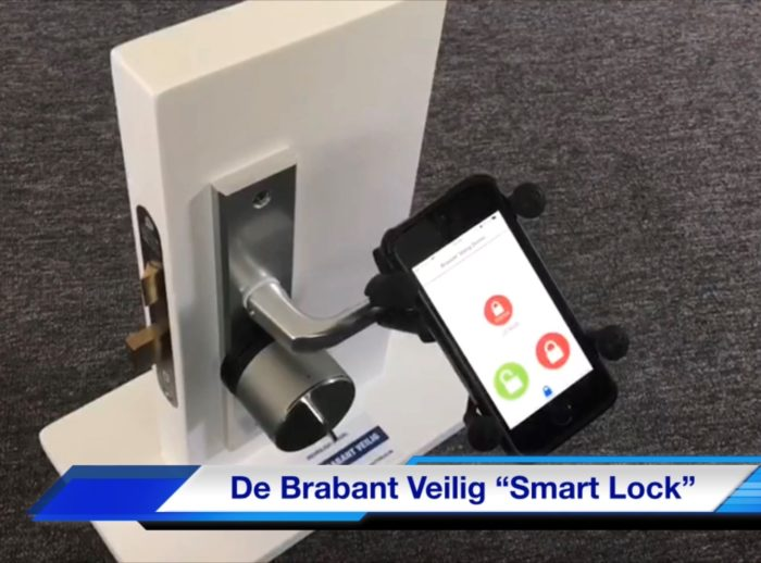 Brabant Veilig Smart Lock