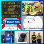 Preventiedag inbraak offensief Maarheeze 8 juni 2019