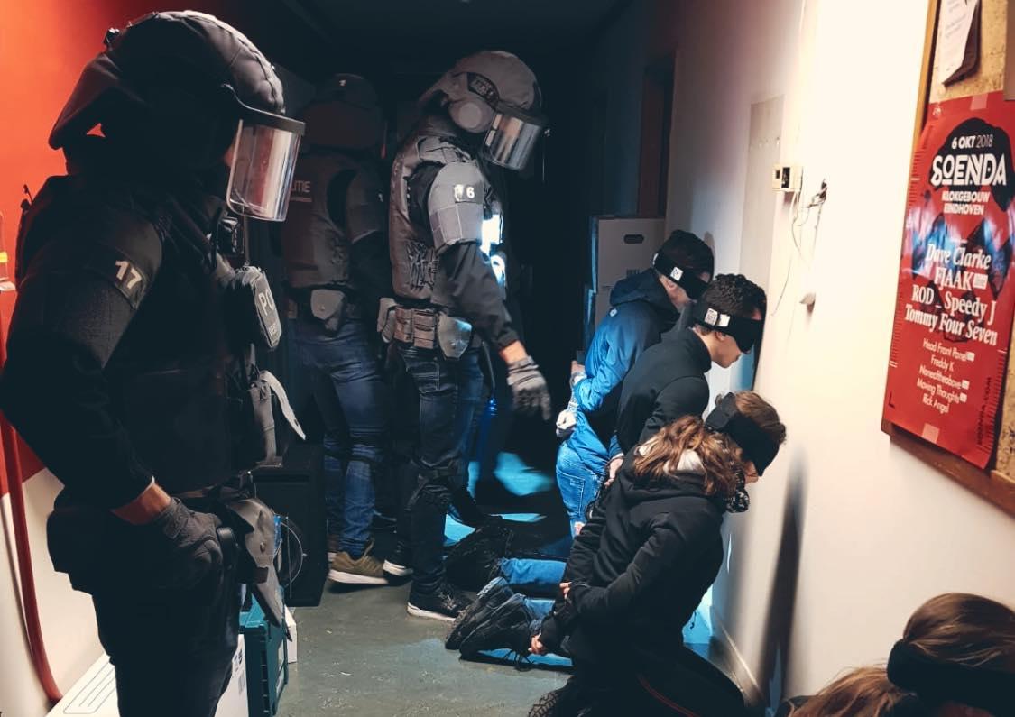 Wij werken aan veilig samenleving - training