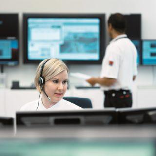 Meldkamer securitas Elektronische Beveiliging
