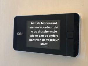 veilig verifieren scherm